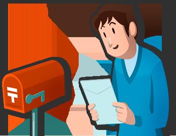 完済日の決定・「完済日付で完済に必要な資金総額(元金・利息・手数料など)が分かる書類」の取得のイメージ